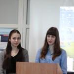 Фото №3: Студентська наукова конференція «Уживання термінологічної лексики у мові професійного спілкування».