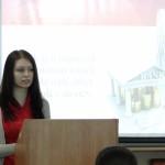 Фото №5: Студентська наукова конференція «Уживання термінологічної лексики у мові професійного спілкування».