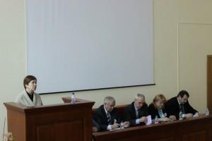 Фото №2: ХІІІ Всеукраїнська наукова конференція.
