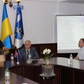 Фото №3: Лекція «Мегаекономіка і глобальні проблеми України».