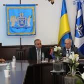 Фото №5: Лекція «Мегаекономіка і глобальні проблеми України».