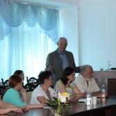 Фото №6: Лекція «Мегаекономіка і глобальні проблеми України».