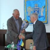 Фото №7: Лекція «Мегаекономіка і глобальні проблеми України».