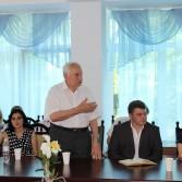 Фото №8: Лекція «Мегаекономіка і глобальні проблеми України».