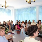 Фото №10: Лекція «Мегаекономіка і глобальні проблеми України».