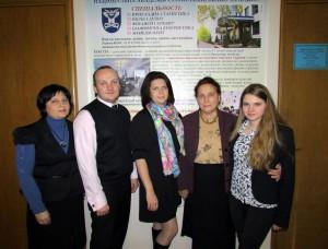 Фото: Фото: Загальне фото співробітників кафедри менеджменту зовнішньоекономічної діяльності.