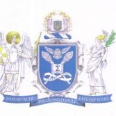 Фото: Символика НАСУА — большой герб.