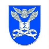 Фото: Символика НАСУА — малый герб.