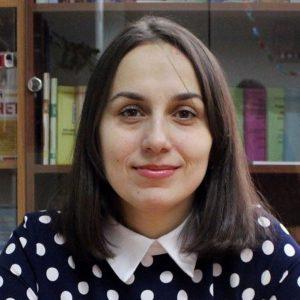 Свирида Олена Андріївна.