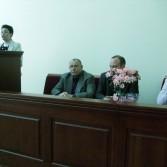Фото №1: Студентська науково-практична конференція «Економіка та право в сучасній Україні: проблеми взаємозв'язку та співвідношення » (2011 р.)