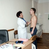 Фото №3: Медичний пункт Академії.