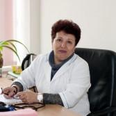 Фото: Медична сестра - Овраменко Людмила Петрівна.