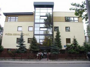 Фото: Вища Школа Бізнесу в Домброві-Гурнічій.