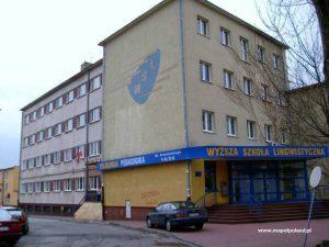 Фото: Вища лінгвістична школа в Ченстохові.