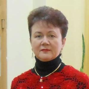 Фото: Никонорова Людмила Іларіонівна.