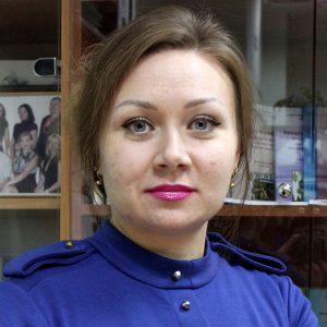 Фото: Шкуліпа Людмила Володимирівна.