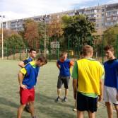 Фото №3: Відбувся турнір з футболу на першість Академії в рамках VІІІ Спартакіади.