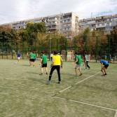 Фото №4: Відбувся турнір з футболу на першість Академії в рамках VІІІ Спартакіади.