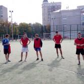 Фото №5: Відбувся турнір з футболу на першість Академії в рамках VІІІ Спартакіади.