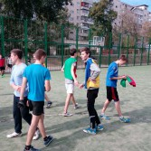 Фото №7: Відбувся турнір з футболу на першість Академії в рамках VІІІ Спартакіади.