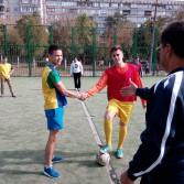 Фото №8: Відбувся турнір з футболу на першість Академії в рамках VІІІ Спартакіади.