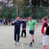 Фото №9: Відбувся турнір з футболу на першість Академії в рамках VІІІ Спартакіади.