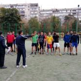 Фото №10: Відбувся турнір з футболу на першість Академії в рамках VІІІ Спартакіади.