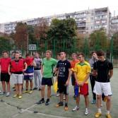 Фото №11: Відбувся турнір з футболу на першість Академії в рамках VІІІ Спартакіади.