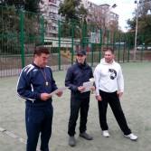 Фото №12: Відбувся турнір з футболу на першість Академії в рамках VІІІ Спартакіади.