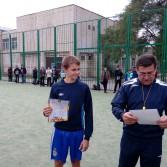 Фото №13: Відбувся турнір з футболу на першість Академії в рамках VІІІ Спартакіади.