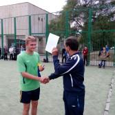 Фото №14: Відбувся турнір з футболу на першість Академії в рамках VІІІ Спартакіади.