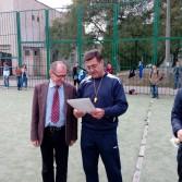 Фото №15: Відбувся турнір з футболу на першість Академії в рамках VІІІ Спартакіади.