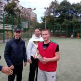 Фото №17: Відбувся турнір з футболу на першість Академії в рамках VІІІ Спартакіади.