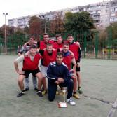 Фото №18: Відбувся турнір з футболу на першість Академії в рамках VІІІ Спартакіади.