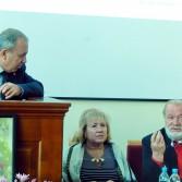 Фото №2: Виступ доктора економічних наук, професора, екс-прем'єр–міністра Вірменії Багратяна Гранта Араратовича.