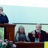 Фото №3: Виступ доктора економічних наук, професора, екс-прем'єр–міністра Вірменії Багратяна Гранта Араратовича.