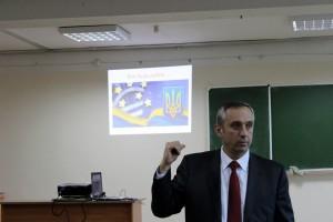 Фото: Олександр Георгійович Степовий.