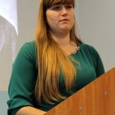СЕЛ №1: Інна Кравчук.