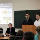 Фото №5: Студентські дебати «Глобалізація: за та проти»: «Young Generation» vs «Golden Capital».