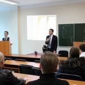 Фото №12: Студентські дебати «Глобалізація: за та проти»: «Young Generation» vs «Golden Capital».