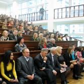 Фото №2: Святковий семінар до Міжнародного дня бухгалтера.