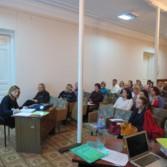 Фото №5: Фото: Семінар «Технології роботи організаційних психологів в умовах соціальної напруженості в суспільстві».