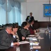 Фото №1: Відбулась конференція з нагоди Дня працівників статистики «Система державної статистики в Україні: сучасний стан, проблеми, перспективи».