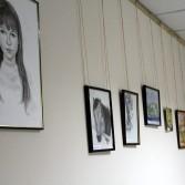 Фото №2: Тиждень, присвячений українській художниці Катерині Білокур.