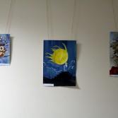 Фото №3: Тиждень, присвячений українській художниці Катерині Білокур.