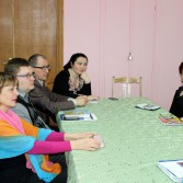 Фото №5: Круглий стіл «Сучасні види навчання при викладанні дисциплін професійно-практичного циклу.