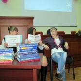 Фото №10: Академія відсвяткувала Дня працівників статистики!