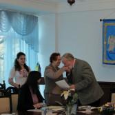 Фото №3: Відбулась конференція з нагоди Дня працівників статистики «Система державної статистики в Україні: сучасний стан, проблеми, перспективи».