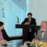 Фото №6: Відбулась конференція з нагоди Дня працівників статистики «Система державної статистики в Україні: сучасний стан, проблеми, перспективи».
