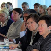 Фото №8: Відбулась конференція з нагоди Дня працівників статистики «Система державної статистики в Україні: сучасний стан, проблеми, перспективи».
